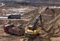 добыча и производство нерудных строительных материалов