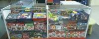 Островок в ТЦ на трафике с развивающими игрушками