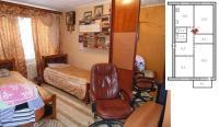 ЗР п. Сосновый, 3к квартира, 4/4 этаж, 94 км от МК