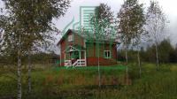 Продаем новую дачу в СНТ Свиридоново, вблизи д. Свиридоново Озерского района Московской области.