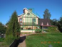 Продаем отдельно стоящий трехэтажный кирпичный дом в г. Зарайск Московской области.