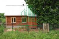 Новый дом-сруб 10х6 м с мансардой (всего 90 кв.м) и щитовой дом 50 кв.м на одном земельном участке.
