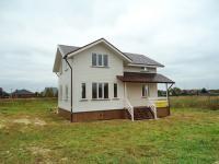 Продам новый дом 110 кв.м на участке 7 сот. ИЖС в Истринском р-не