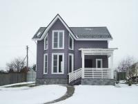 Новый дом 140 кв.м в Истринском районе