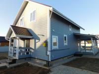 купить дом в Подмосковье недорого в деревне для пмж с газом