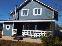 Наро-Фоминск купить готовый дом с участком под ключ недорого