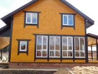 Загородные дома с отделкой под ключ от застройщика Боровики 2