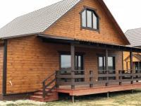 Новый  дом  недорого без посредников у леса и озера   Калужское варшавское шоссе 75 км от МКАД