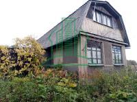 Дачный дом на берегу пруда в деревне Старое (СНТ