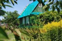 Дачный домик на участке в селе на берегу Оки. Московская область, Озерский район, с. Комарёво