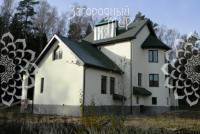 Кирпичный коттедж в коттеджном поселке. Артикул: 19088.