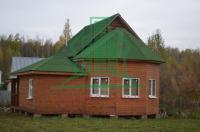 Продаётся новая дача в Зарайском районе Московской области. Расположена вблизи д.Журавна