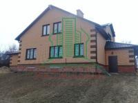 Продаем большой новый кирпичный дом в г. Зарайск Московской области.