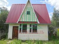 Продаем дачный домик с земельным участком в СНТ Эврика вблизи д. Липитино Озерского района Моск.обл