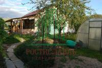 Продаётся 2-эт. блочная дача в СНТ «Строитель». Южная окраина города Озеры Московской области.