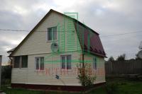 Продается новый 2-этажный дом в д. Смедово на берегу Оки. городской округ Озёры Московской области.