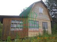 Продается садовый земельный участок с дачным домом.