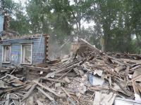 Продается дом с пропиской в аварийном состоянии