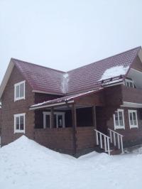Новый дом для ПМЖ со всеми коммуникациями