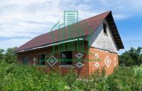 Продаем отдельно стоящий кирпичный дом с мансардой в д. Иванчиково Зарайского района Моск.обл.