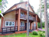 Коттедж 300 кв.м. под ключ на участке 25 соток в пос. Малаховка на Егорьевском шоссе в 17 км.