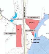 участок для АЗС трасса М-4 Дон первая линия съезды 130 км от МКАД
