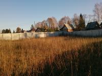 Земельный участок  в Лугинино