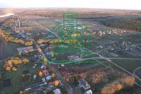 Земельный участок 14 соток в с. Сосновка Озерского района (135 км от МКАД по Каширскому ш.).