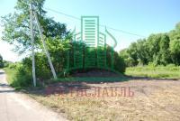 Земельный участок площадью 20 соток в селе Горы в городском округе Озёры Московской области. Располо