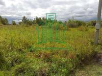 Дачный участок 18,7 соток на северной окраине села Горы, городской округ Озёры, 120 км от Москвы.