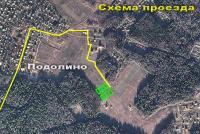 Продажа участков от 12 до 52 соток рядом с Истринским вдхр, 43 км от МКАД